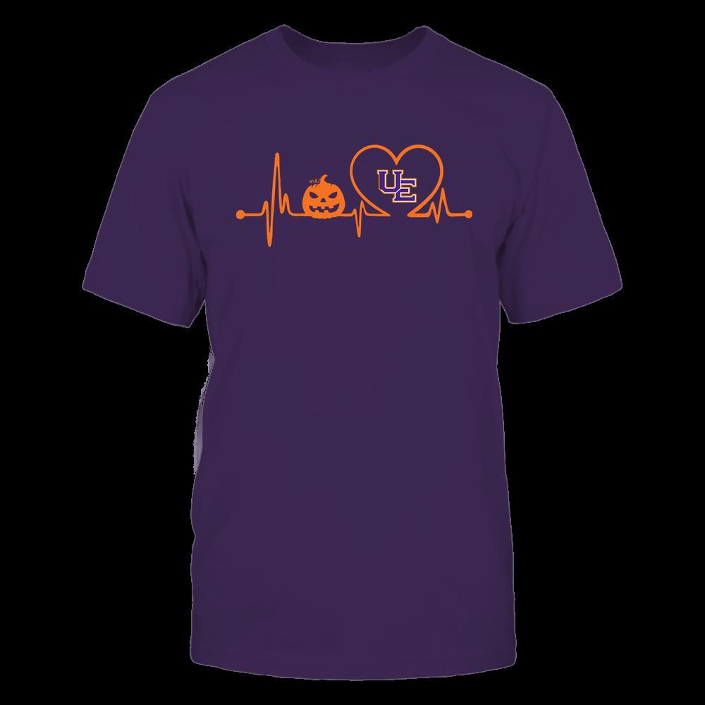 Evansville Purple Aces - Pumpkin Heartbeat Halloween - Team Front picture