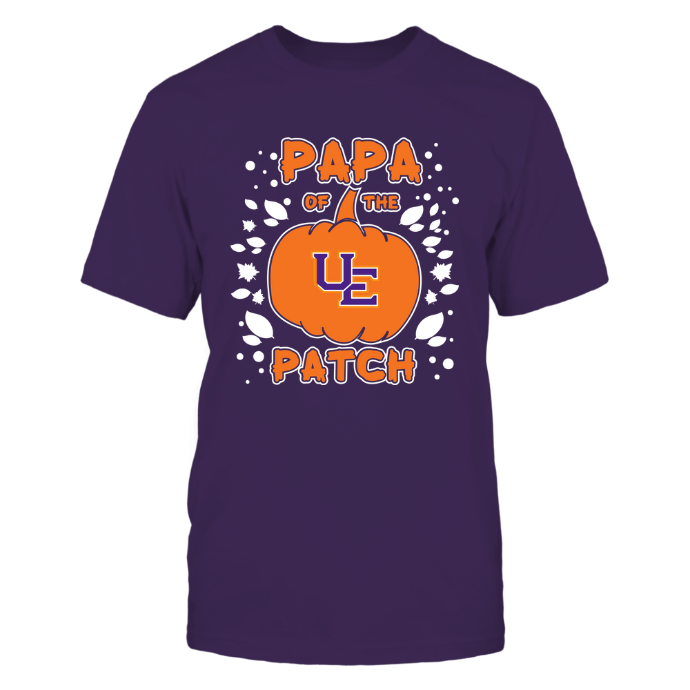Evansville Purple Aces - Papa Of The Patch - Team Front picture