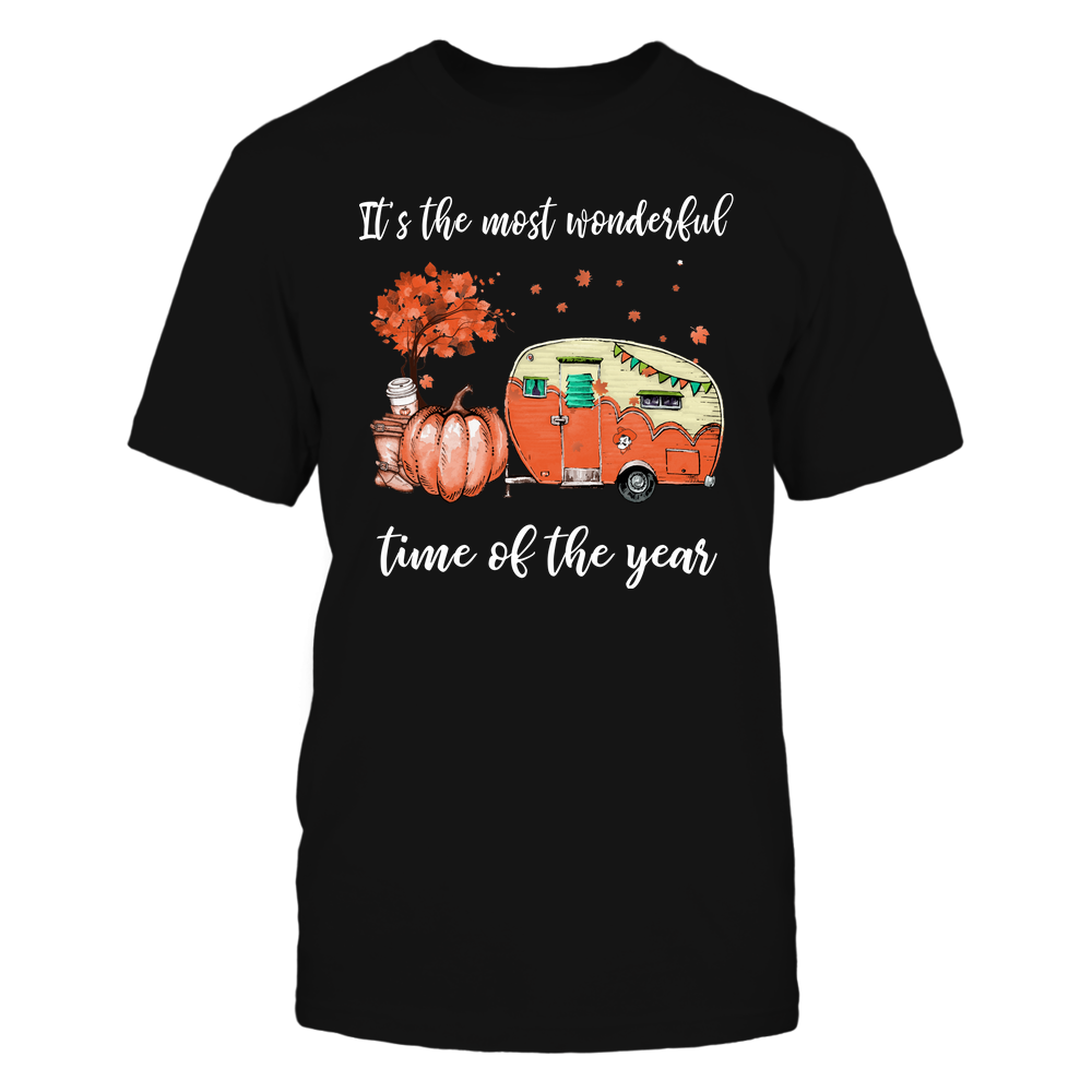 Oklahoma State Cowboys - Fall - Camper - It's The Most Wonderful Time Front picture