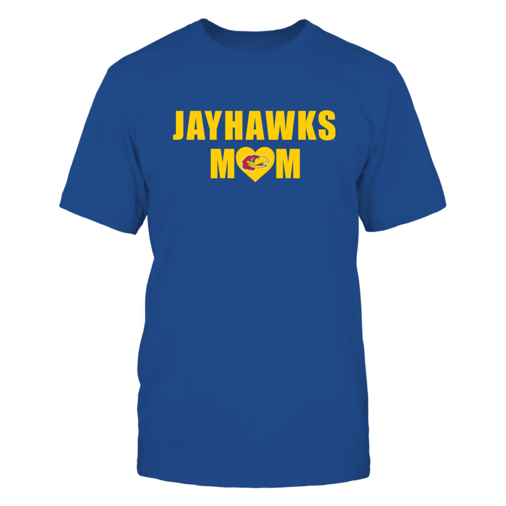 Jayhawks Mom - Kansas Front picture