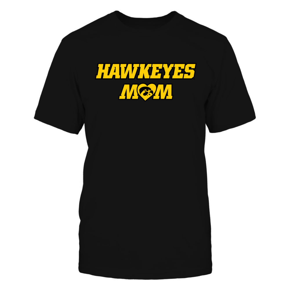 Hawkeyes Mom - Iowa Hawkeyes Front picture