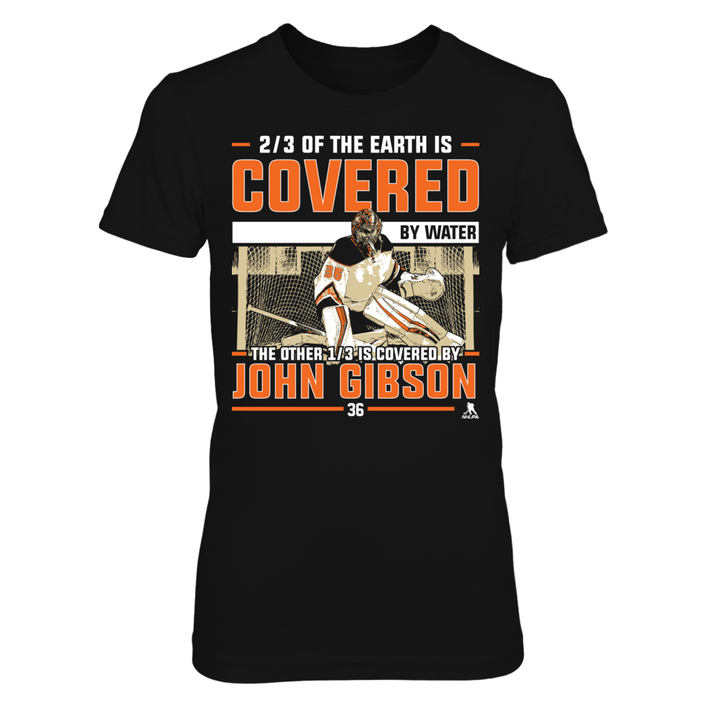 John Gibson - Covered By Front picture