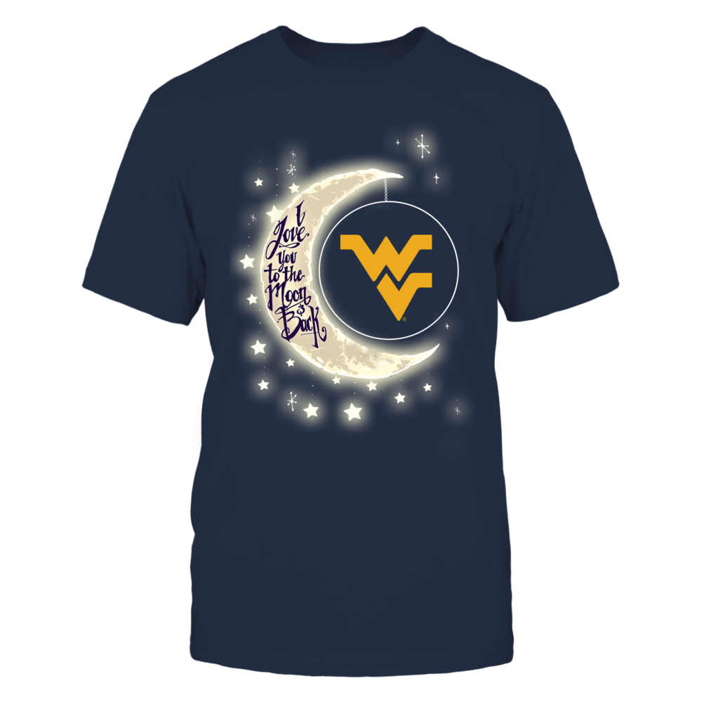West Virginia - To The Moon And Back Front picture