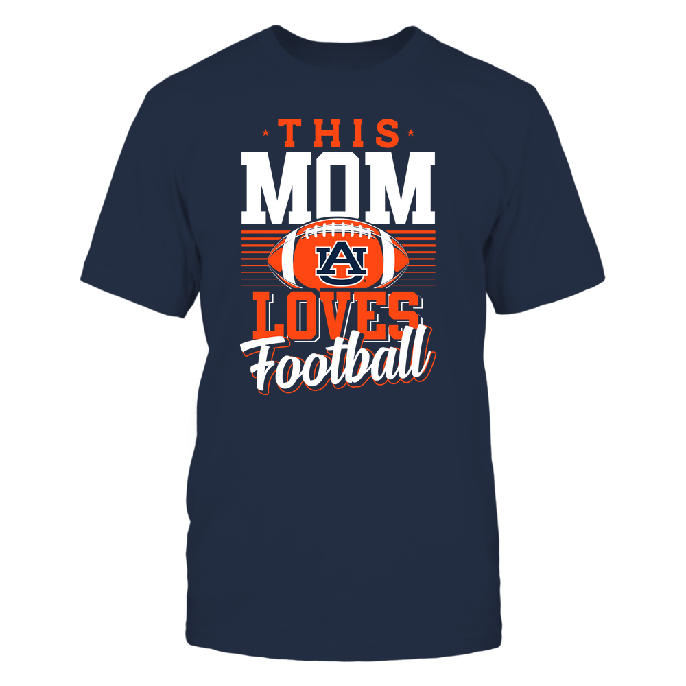Auburn Tigers - This Mom Loves Football - Team Front picture