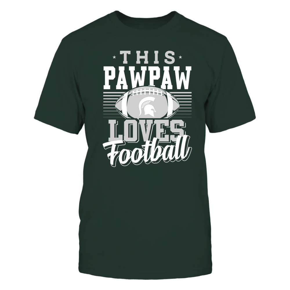 Michigan State Spartans - This Pawpaw Loves Football - Team Front picture