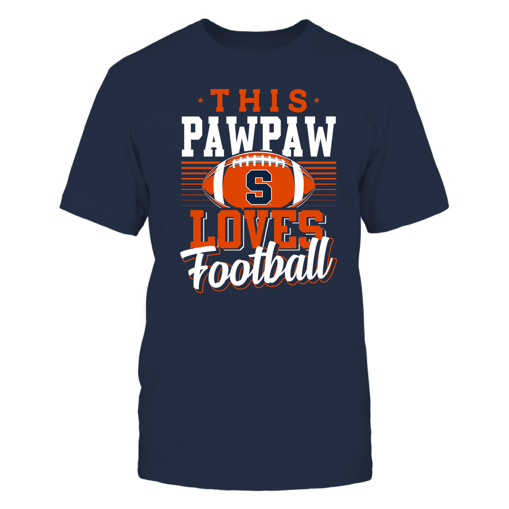 Syracuse Orange - This Pawpaw Loves Football - Team Front picture