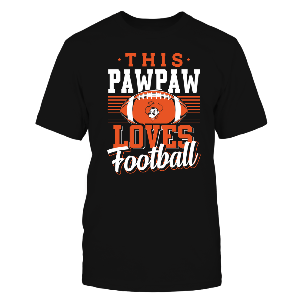 Oklahoma State Cowboys - This Pawpaw Loves Football - Team Front picture