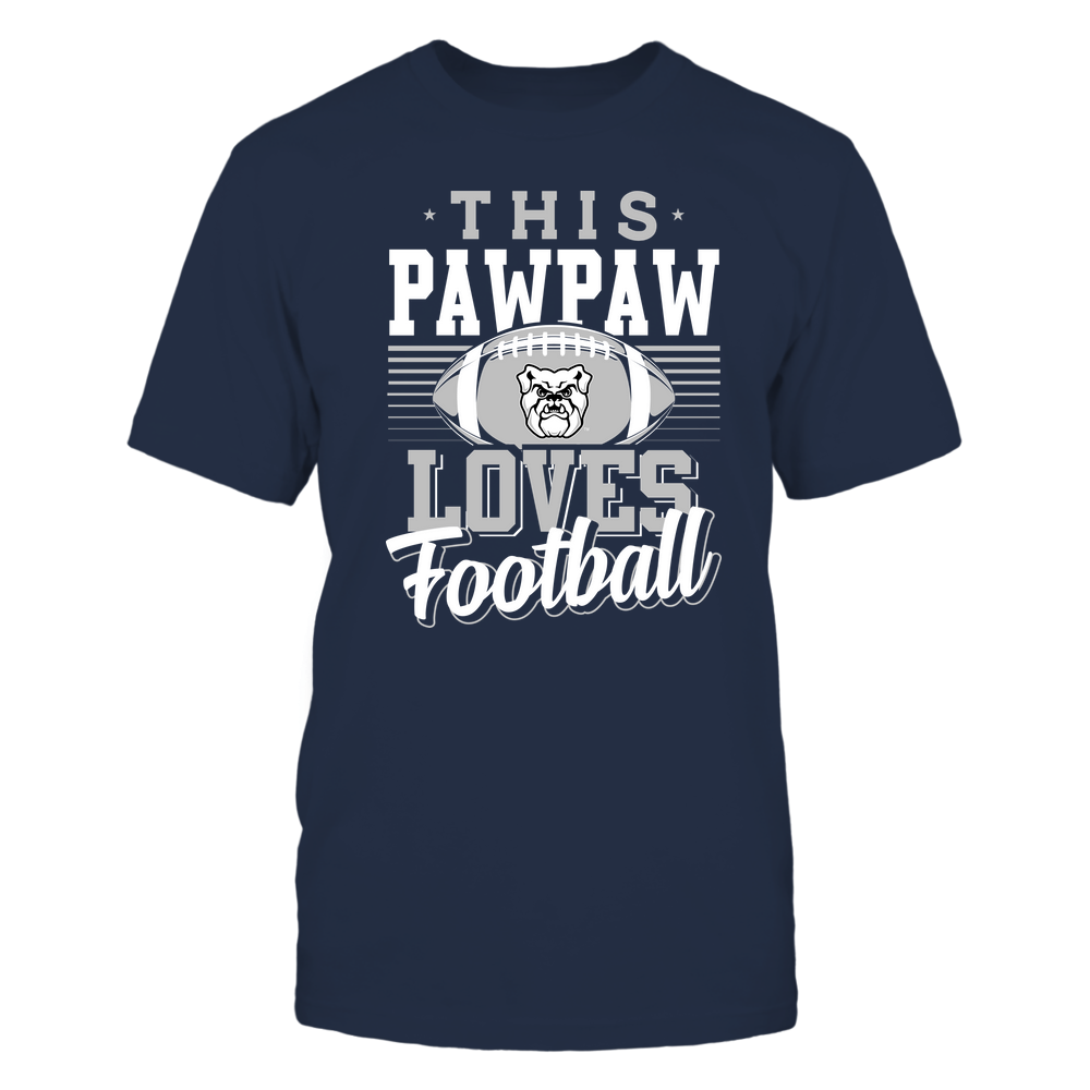 Butler Bulldogs - This Pawpaw Loves Football - Team Front picture