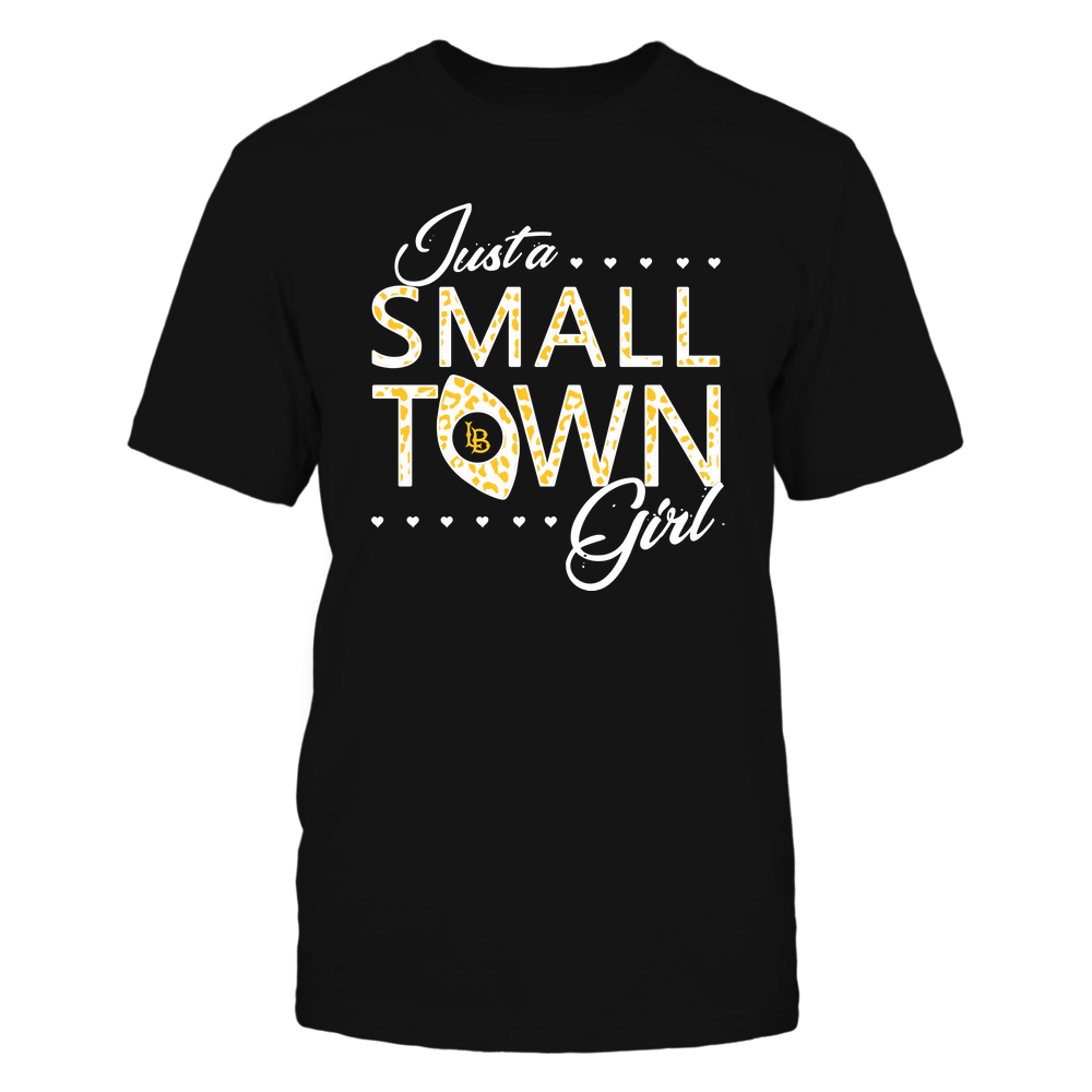 Long Beach State 49ers - Small Town Girl - Leopard Football - Team Front picture