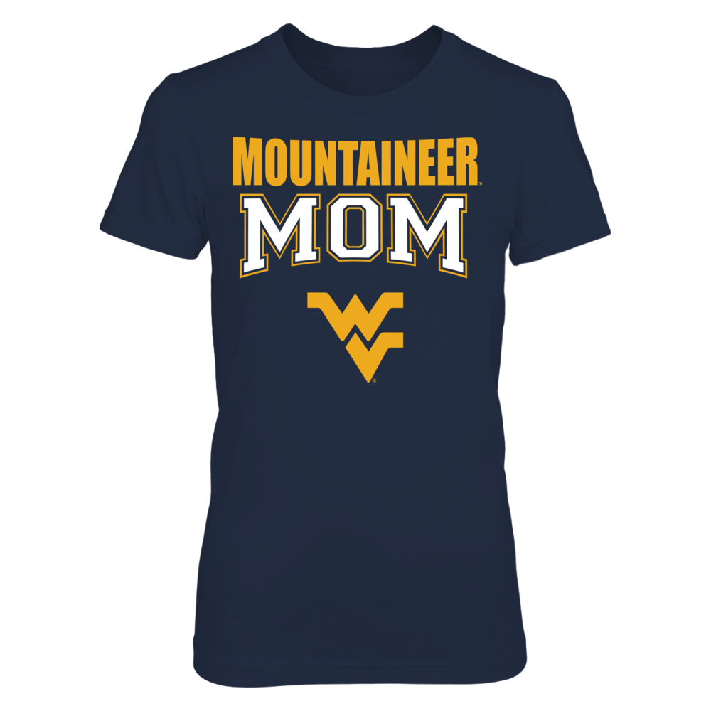 WV - West Virginia Mountaineer Mom Front picture
