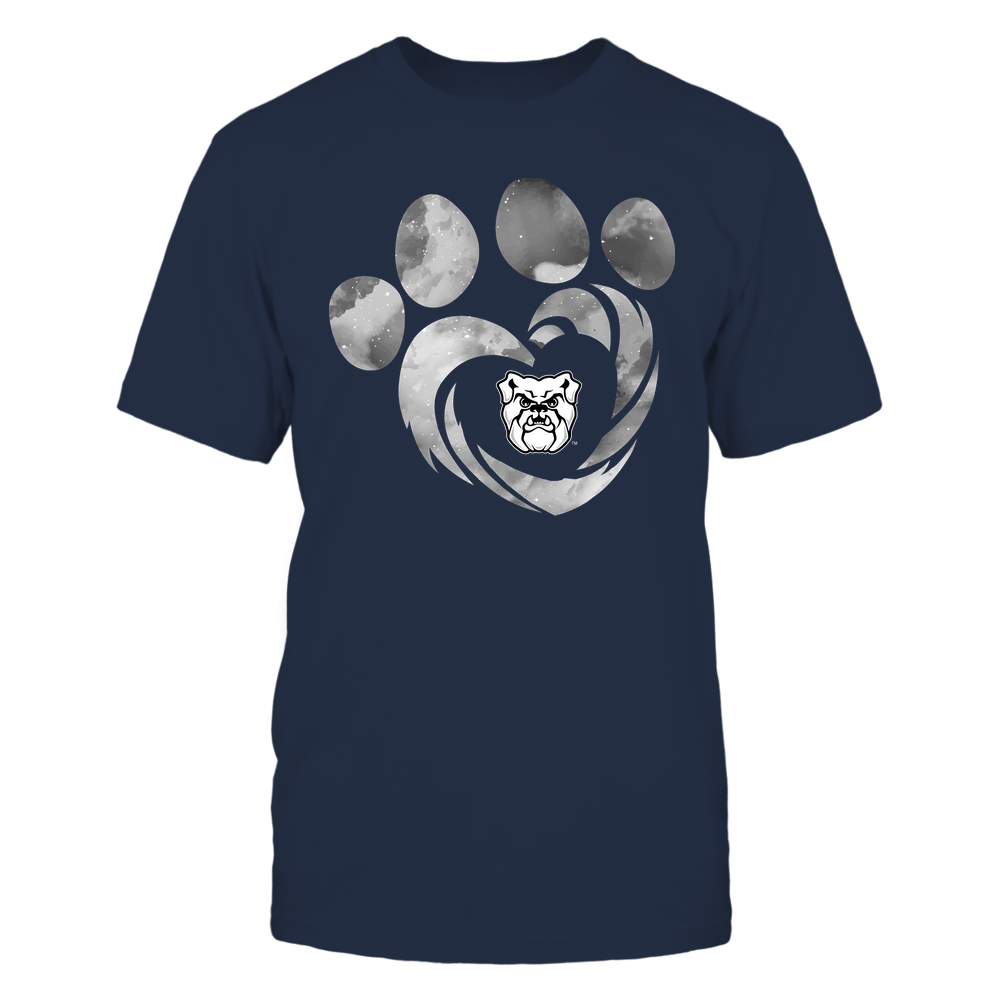 Butler Bulldogs - Galaxy Hurricane - Paw Heart - Team Front picture