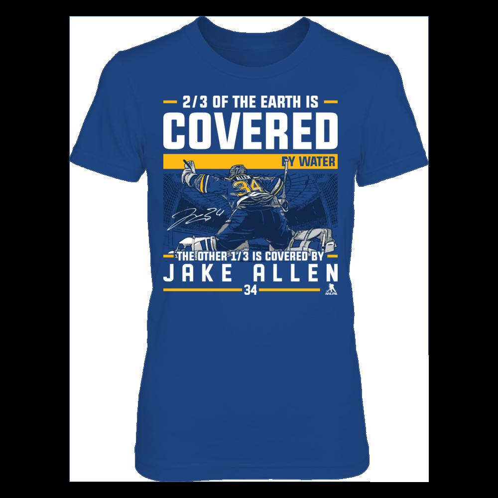 Jake Allen Jake Allen - Covered By FanPrint