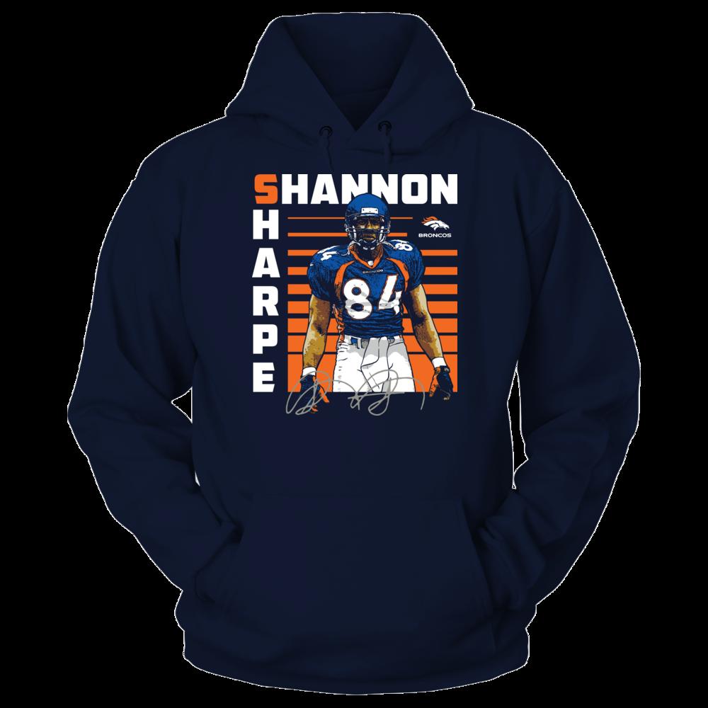 Denver Broncos - Shannon Sharpe Front picture
