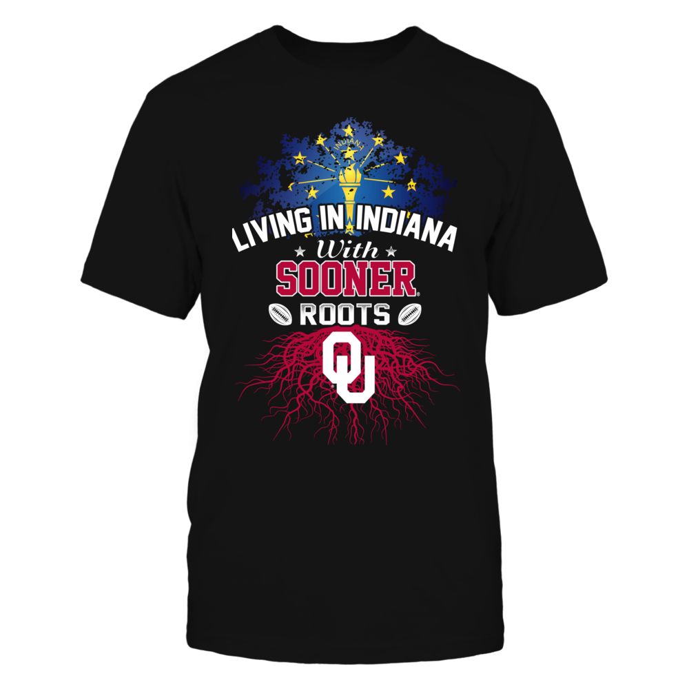 Living in Indiana with Sooners Roots Front picture