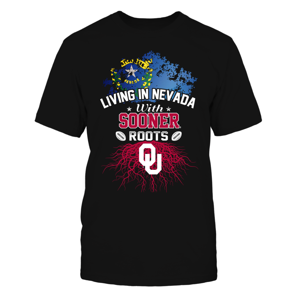 Living in Nevada with Sooners Roots Front picture