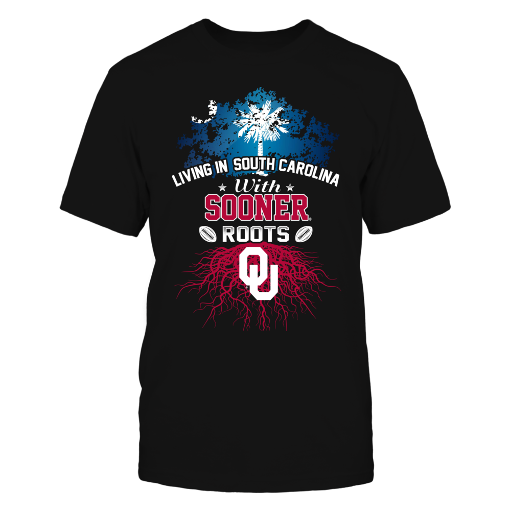 Living in South Carolina with Sooners Roots Front picture