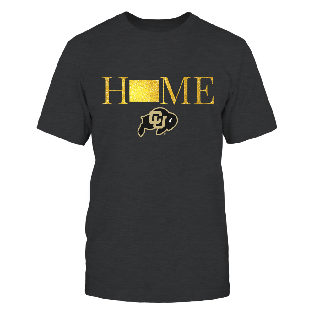 Colorado Home in Glittering Gold - Colorado Buffaloes Front picture