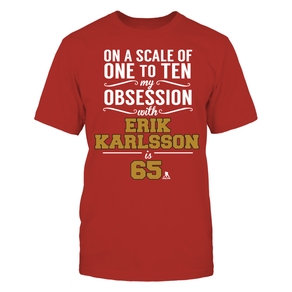 Erik Karlsson - Obsession Level Front picture
