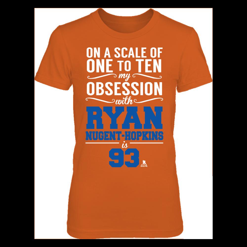 Ryan Nugent-Hopkins Ryan Nugent-Hopkins - Obsession Level FanPrint