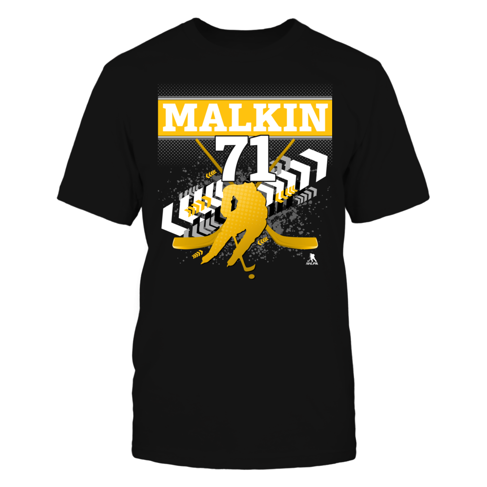 Evgeni Malkin #71 Front picture