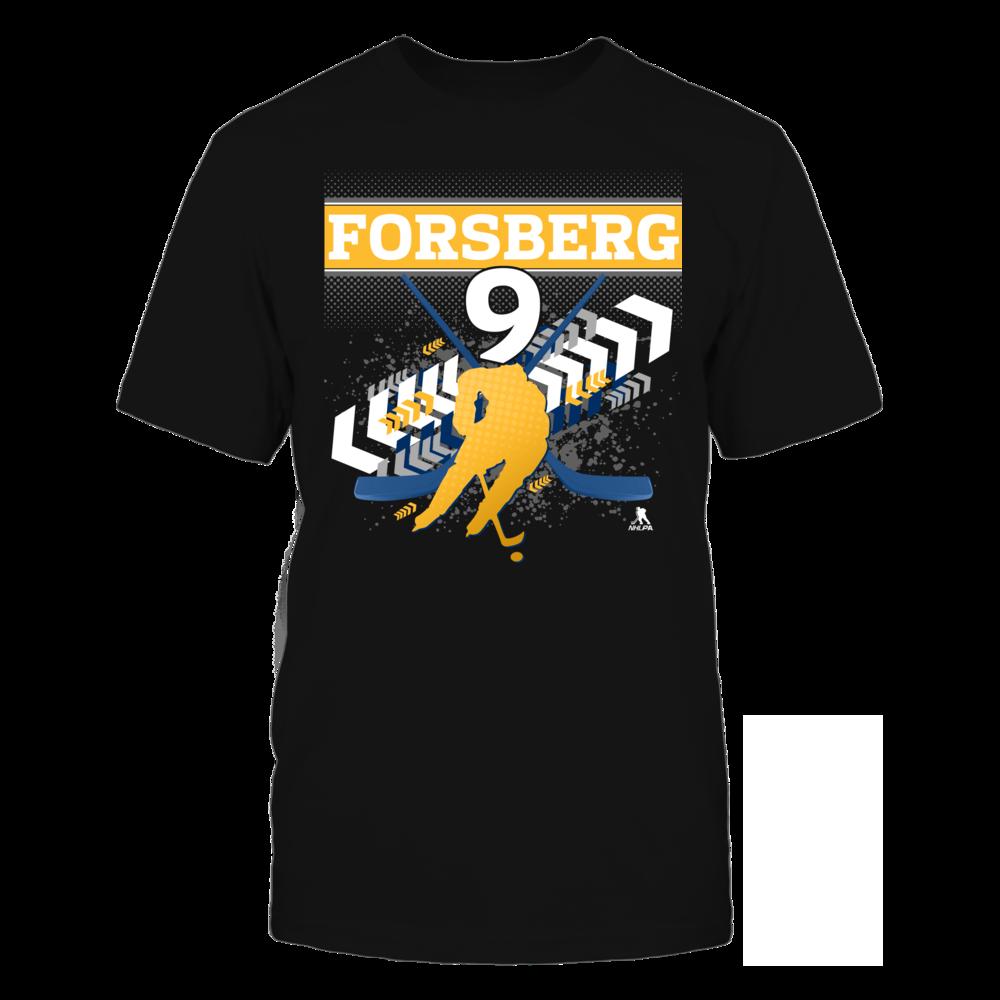 Filip Forsberg #9 Front picture