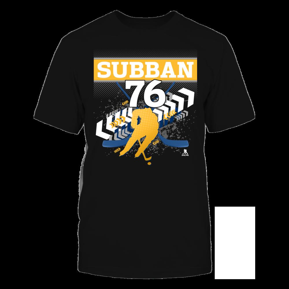 P. K. Subban P.K. Subban #76 FanPrint