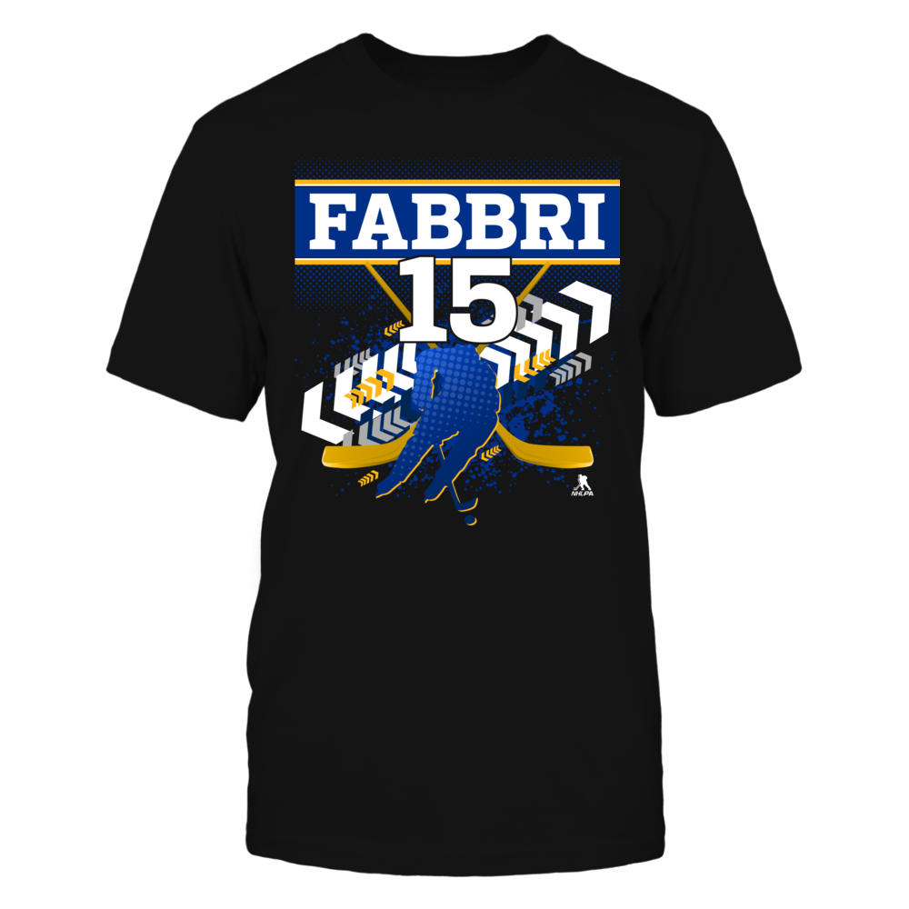 Robby Fabbri #15 Front picture