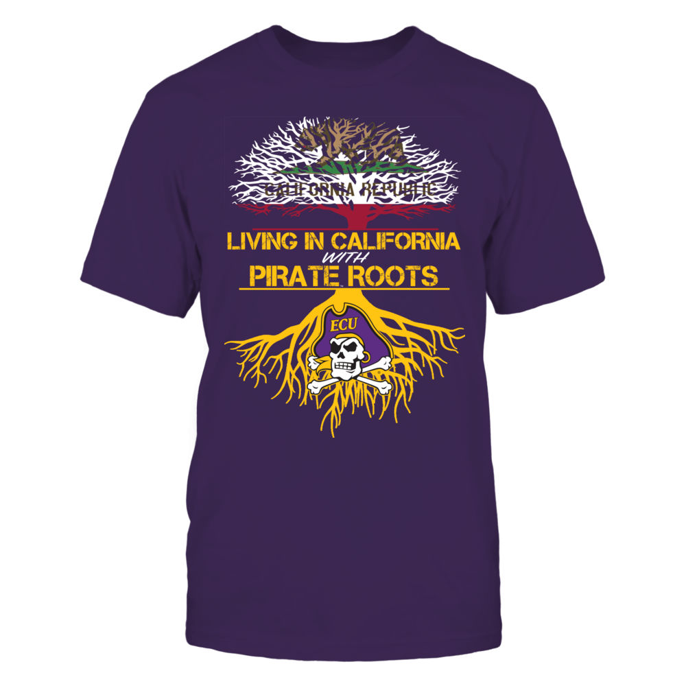 East Carolina Pirates - Living Roots California Front picture