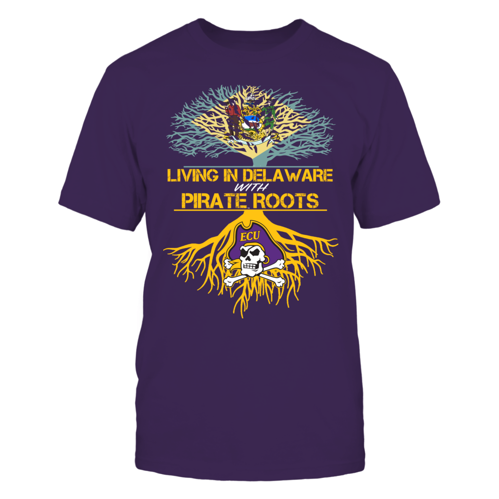 East Carolina Pirates - Living Roots Delaware Front picture