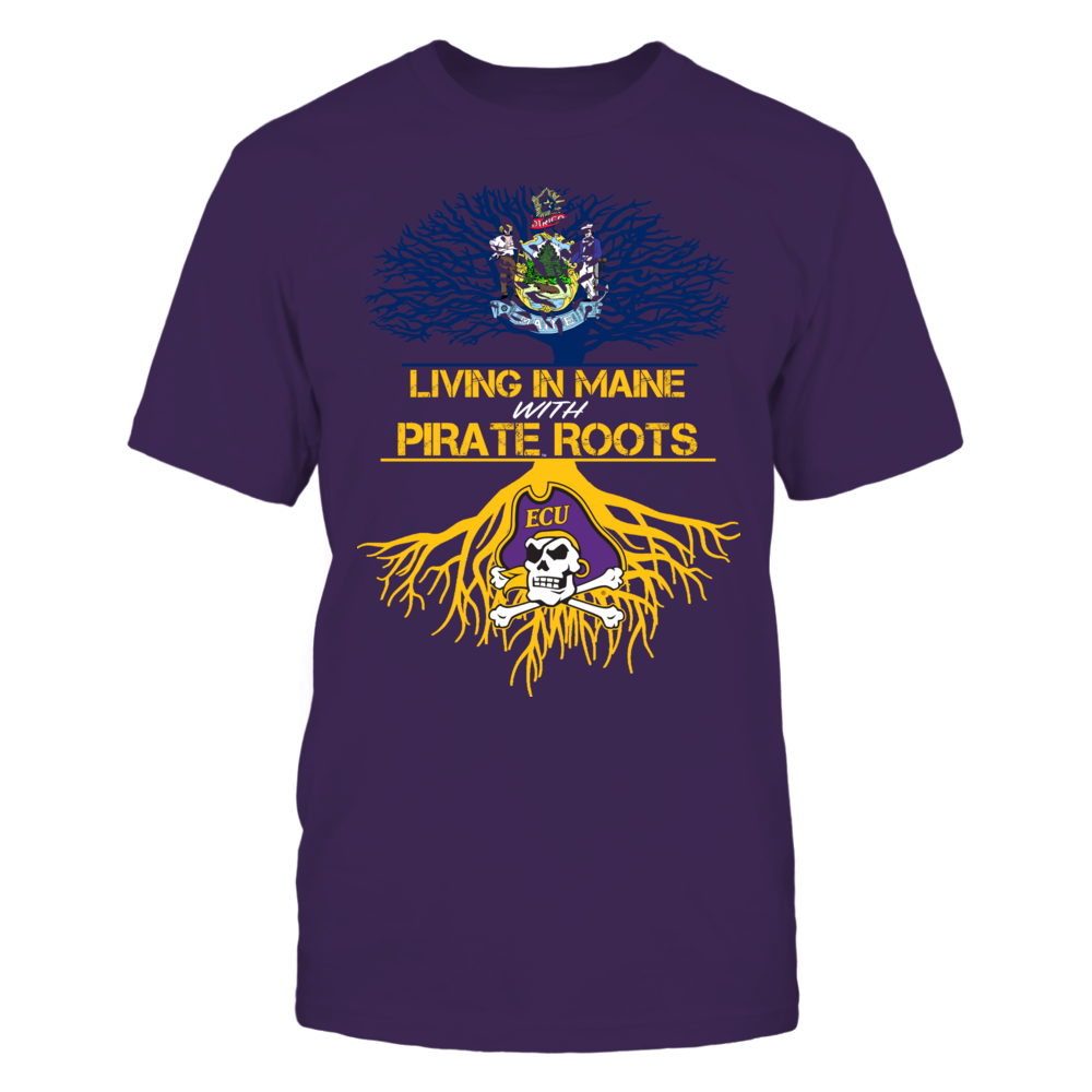 East Carolina Pirates - Living Roots Maine Front picture