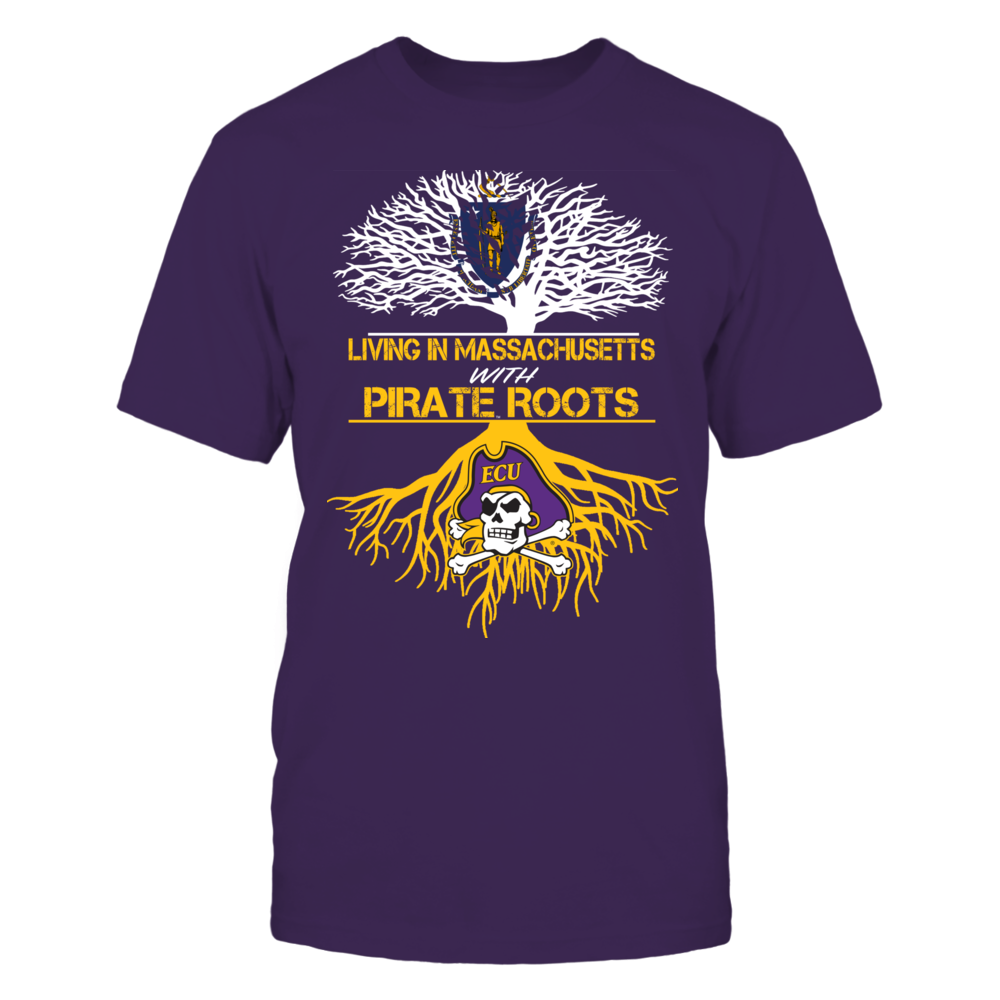 East Carolina Pirates - Living Roots Massachusetts Front picture