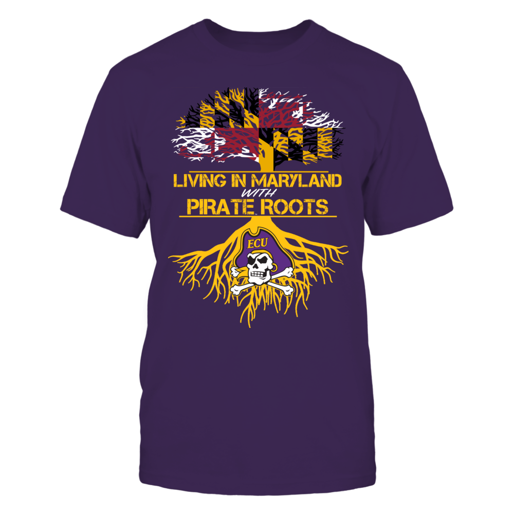 East Carolina Pirates - Living Roots Maryland Front picture