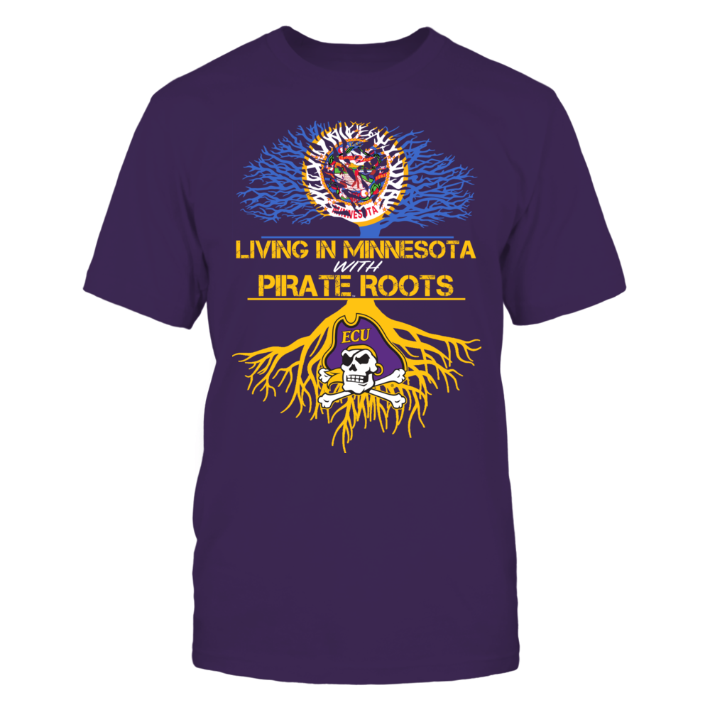 East Carolina Pirates - Living Roots Minnesota Front picture
