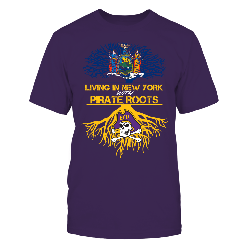 East Carolina Pirates - Living Roots New York Front picture
