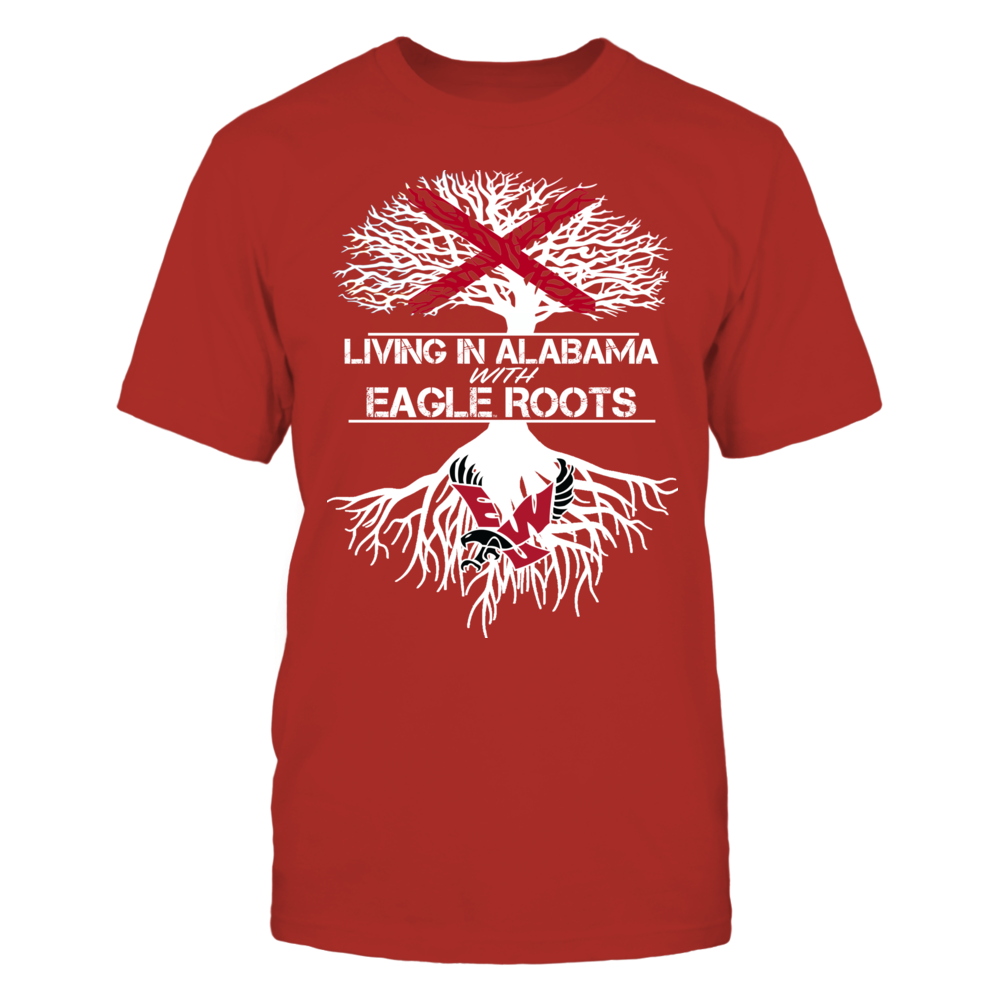 Eastern Washington Eagles - Living Roots Alabama Front picture