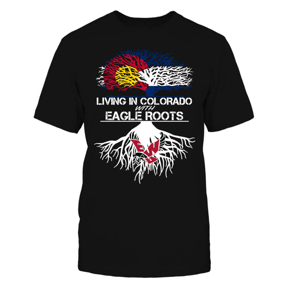 Eastern Washington Eagles - Living Roots Colorado Front picture