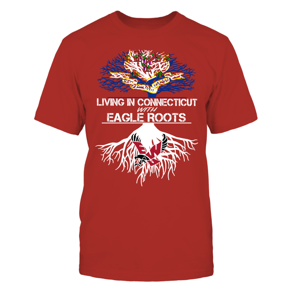 Eastern Washington Eagles - Living Roots Connecticut Front picture