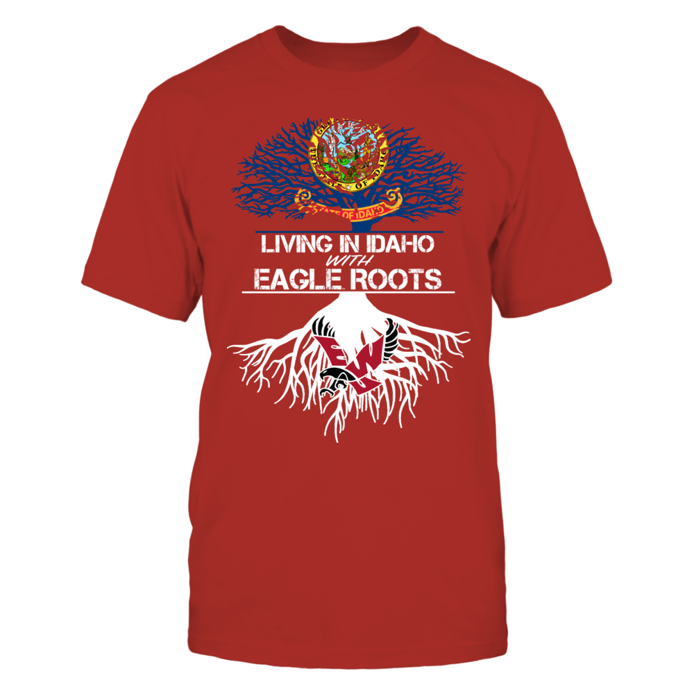 Eastern Washington Eagles - Living Roots Idaho Front picture