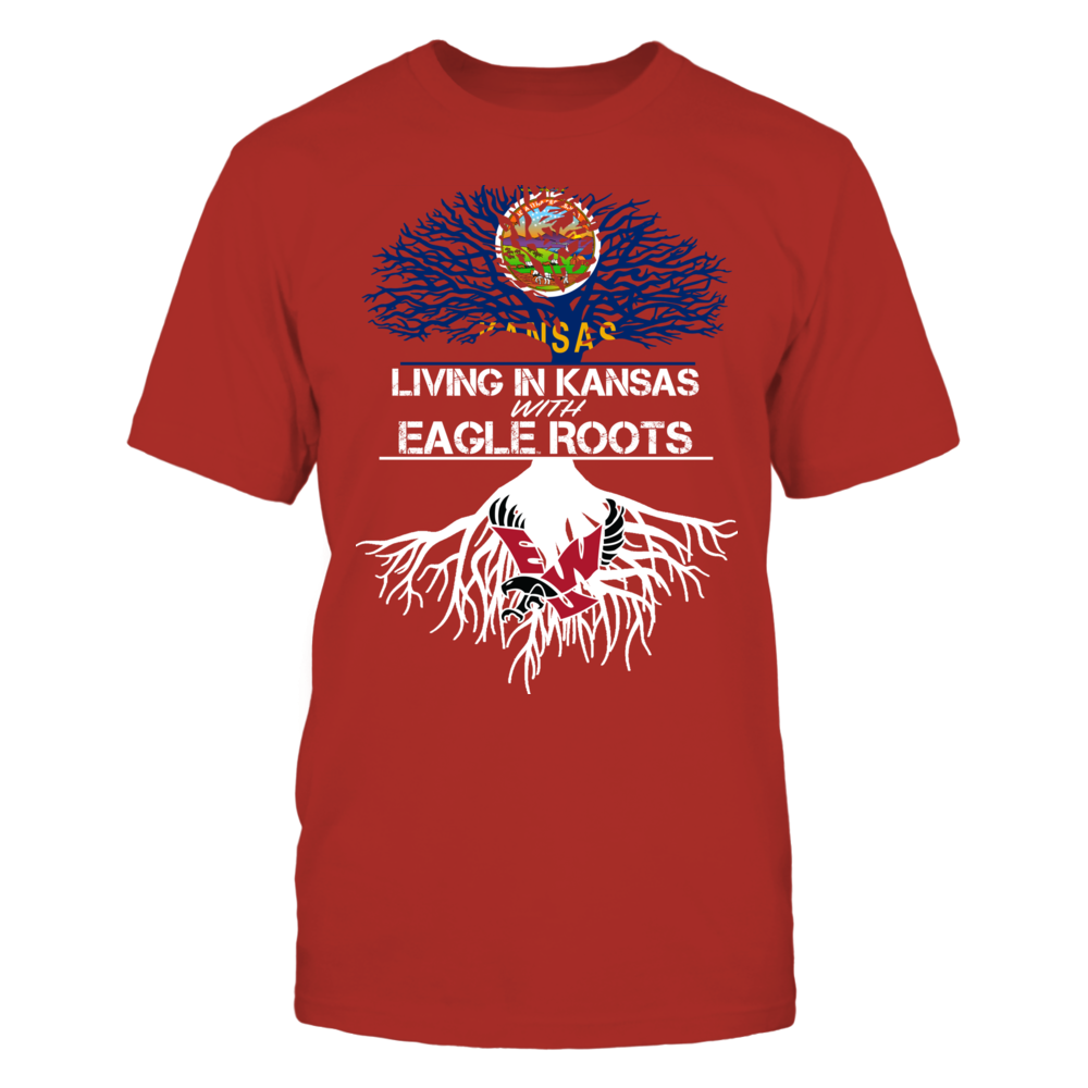 Eastern Washington Eagles - Living Roots Kansas Front picture