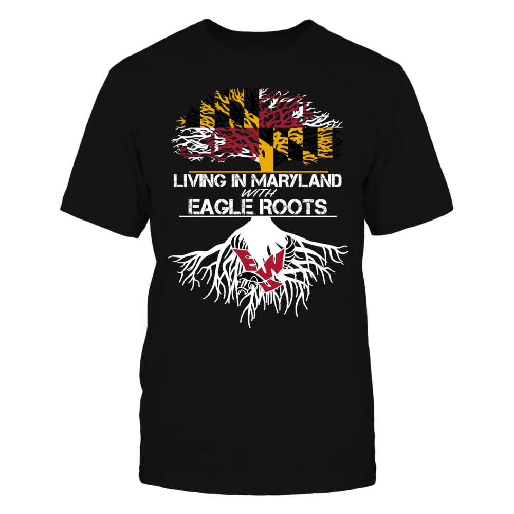 Eastern Washington Eagles - Living Roots Maryland Front picture