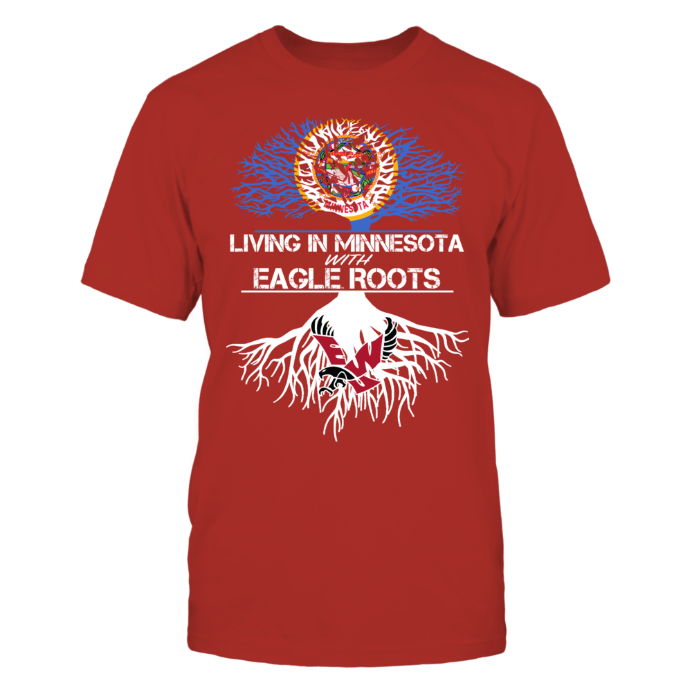 Eastern Washington Eagles - Living Roots Minnesota Front picture