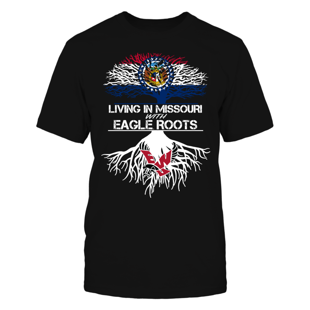 Eastern Washington Eagles - Living Roots Missouri Front picture