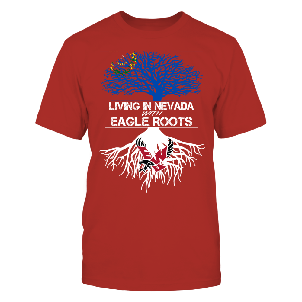 Eastern Washington Eagles - Living Roots Nevada Front picture