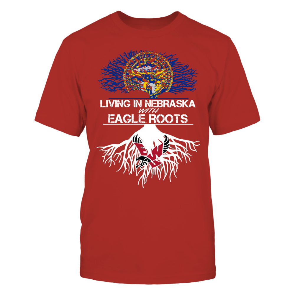 Eastern Washington Eagles - Living Roots Nebraska Front picture