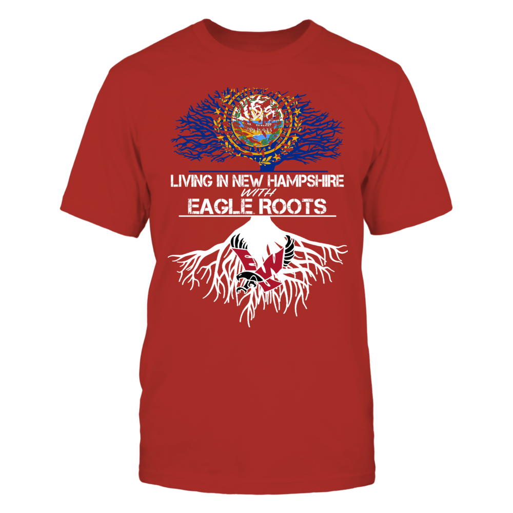 Eastern Washington Eagles - Living Roots New Hampshire Front picture