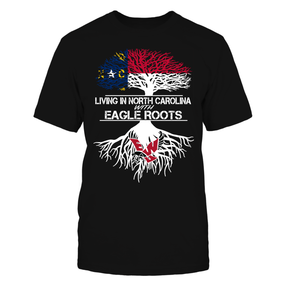 Eastern Washington Eagles - Living Roots North Carolina Front picture