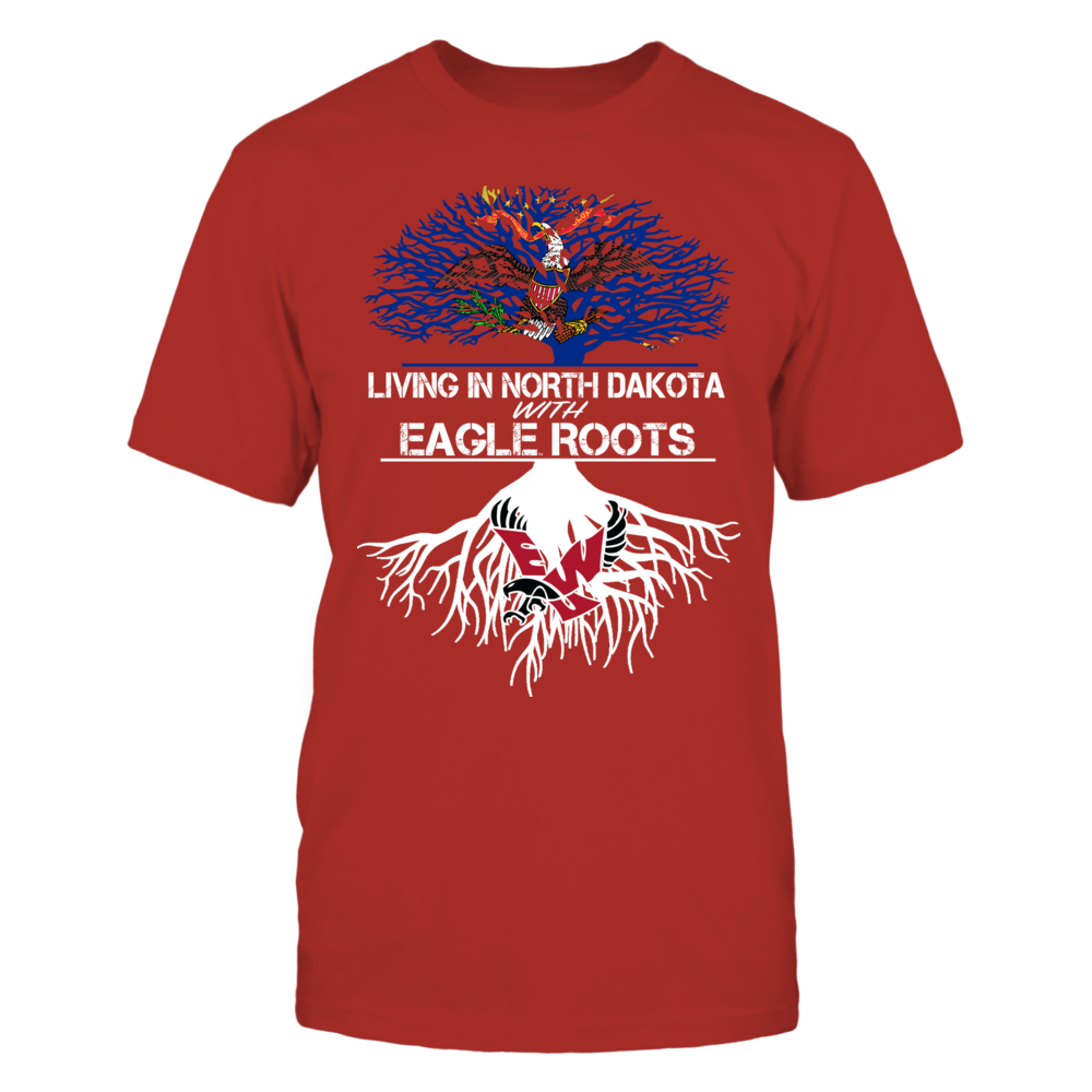 Eastern Washington Eagles - Living Roots North Dakota Front picture