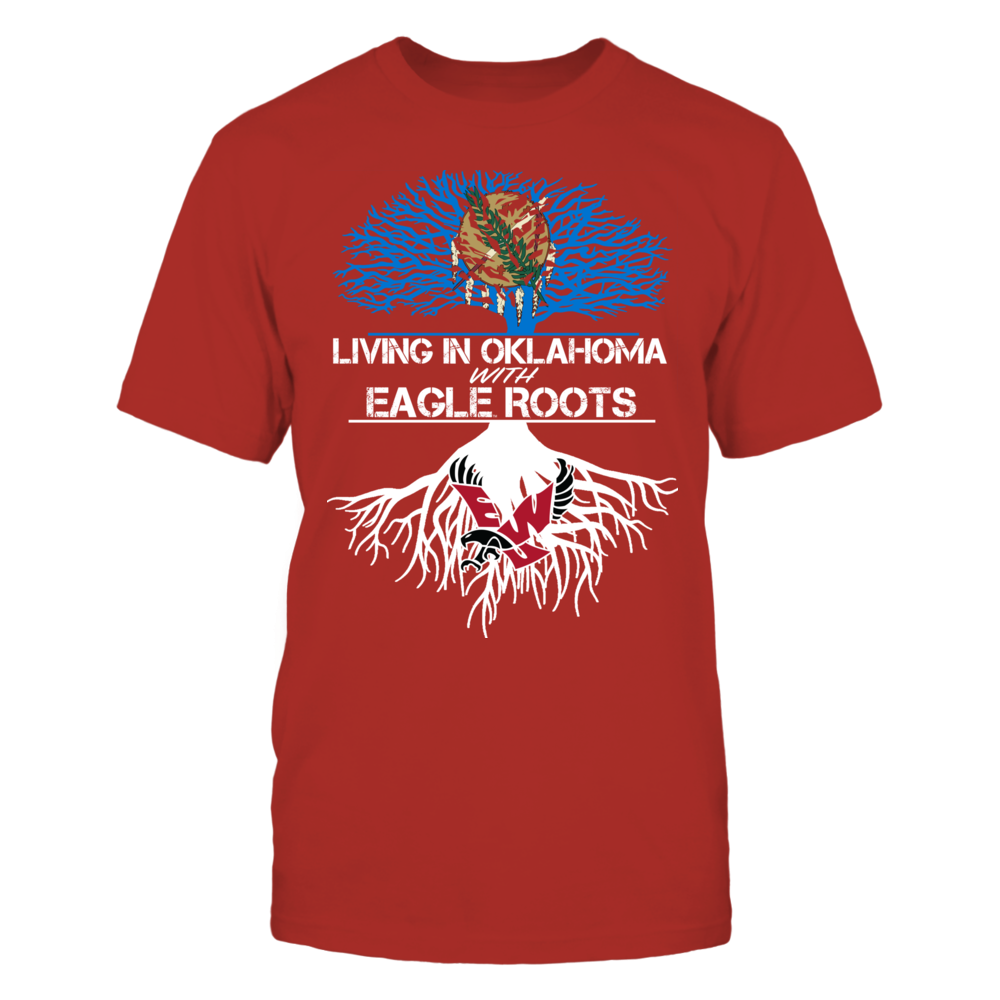 Eastern Washington Eagles - Living Roots Oklahoma Front picture