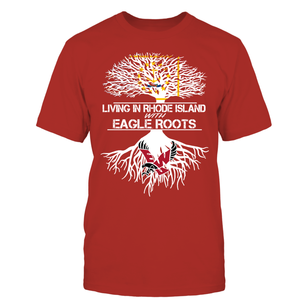 Eastern Washington Eagles - Living Roots Rhode Island Front picture