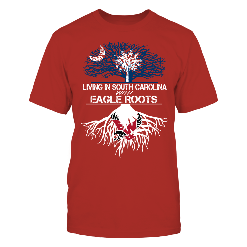 Eastern Washington Eagles - Living Roots South Carolina Front picture